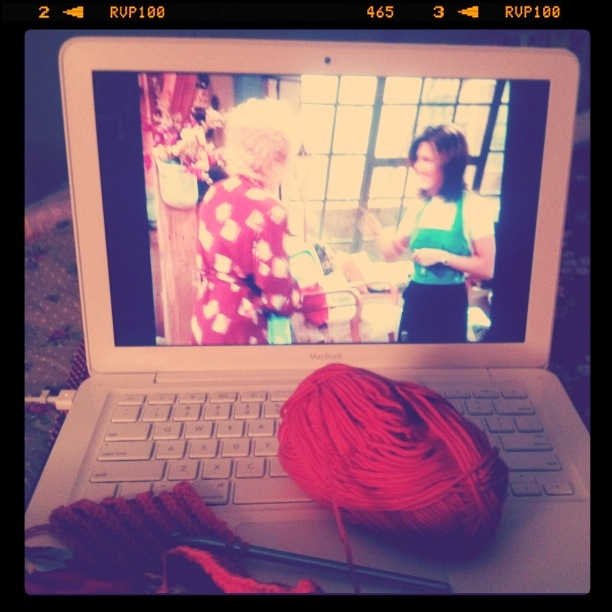 Friends and Crochet