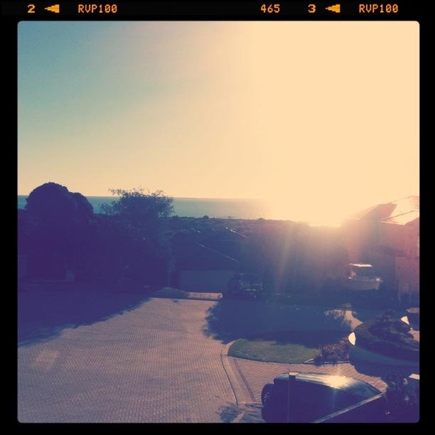 Enjoyed the Sunshine