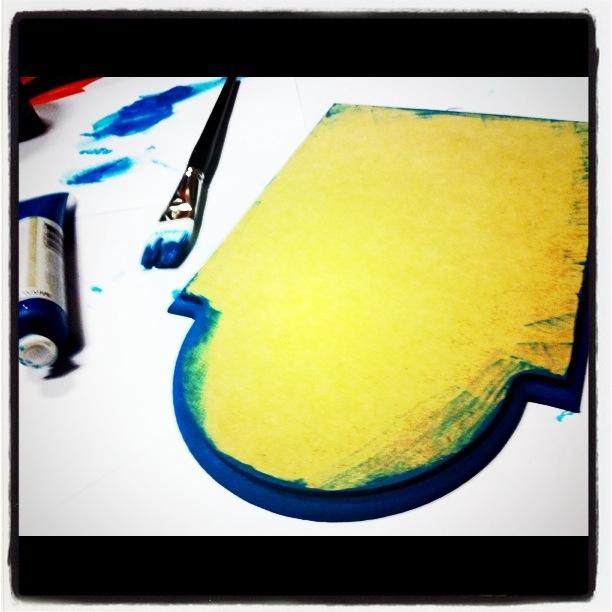 Paint edges