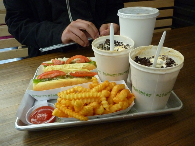 Shake Shack goodness