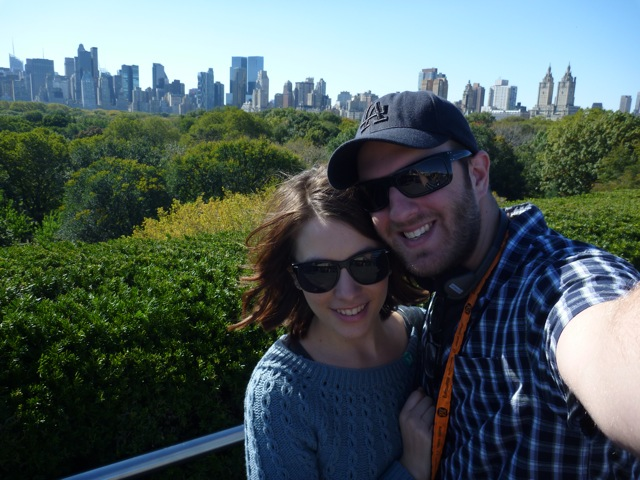 The top of the Met