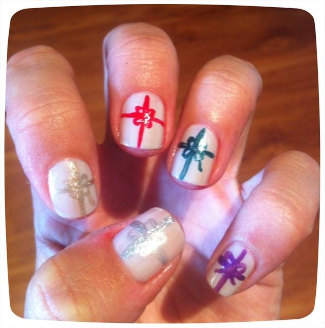 Present nails