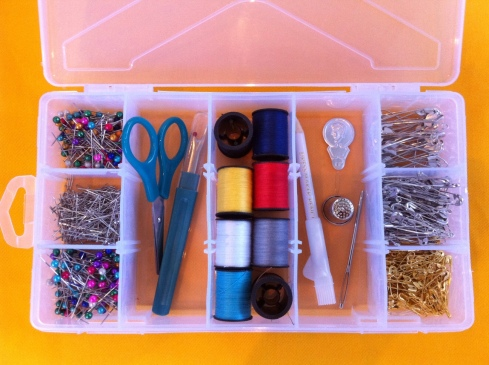 Sewing organiser